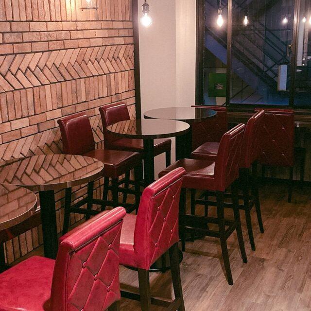 Cafe & Bar Gaitomoの店内4