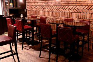 Cafe & Bar Gaitomoの店内3